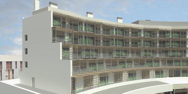 Centro Residencial para Mayores en Palma de Mallorca