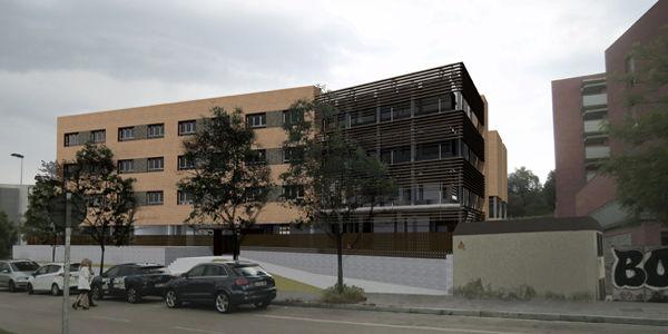 Centro Residencial para Mayores en Girona