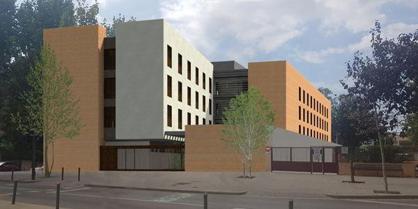 Centro Residencial para mayores en Cornellá