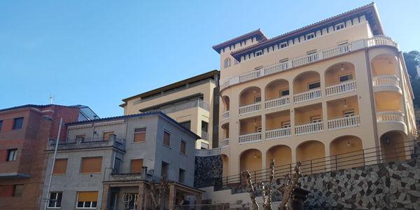 Residencia Angelus El Figaro